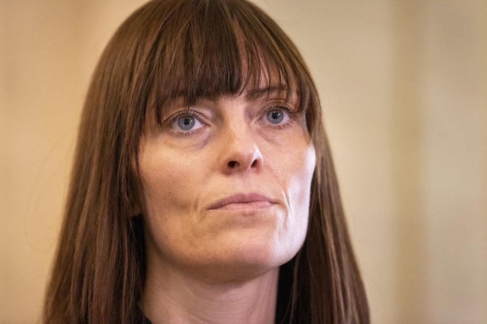SDLP deputy leader and Minister for Infrastructure, Nichola Mallon said ministers must live up to their obligations under the Good Friday Agreement (Liam McBurney/PA) (PA Wire)