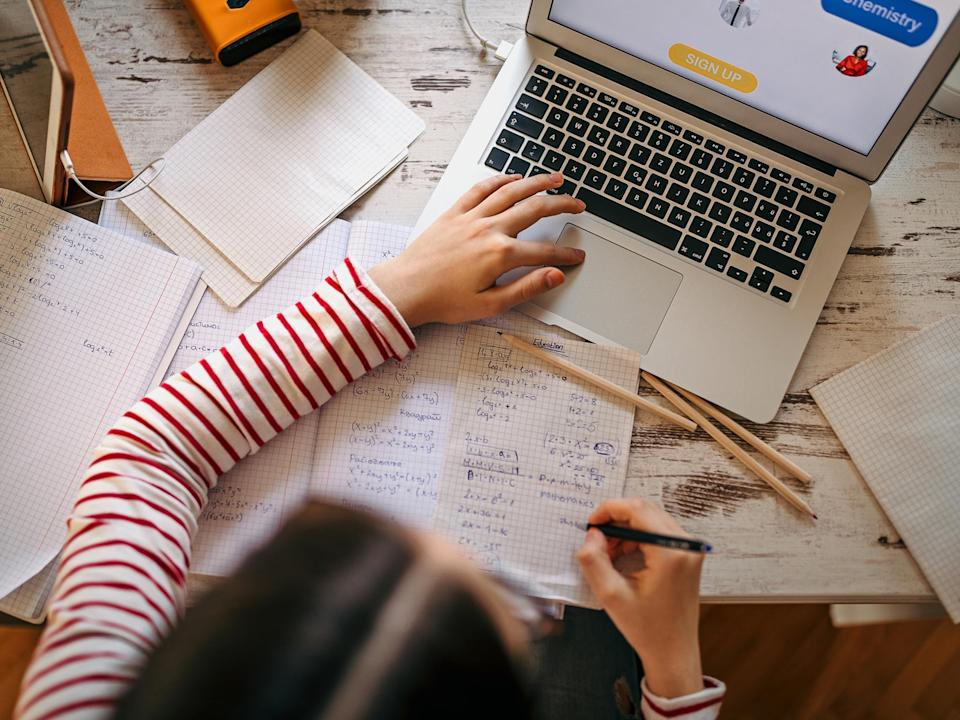 <p>If you're once again the acting teacher in your at-home classroom, use these ideas to help you ace it</p> (iStock)