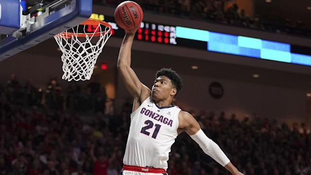 The Washington Wizards' first-round draft pick Rui Huchimura becomes the first Japanese-born athlete to sign with Jordan.