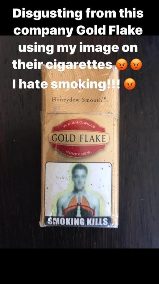 Terry cigarettes