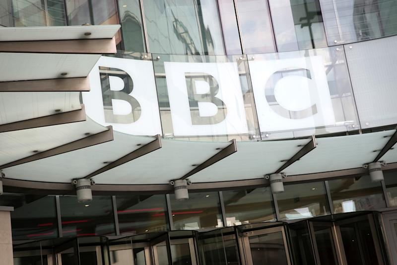 The BBC sent of the bizarre notification on Thursday afternoon: Dan Kitwood/Getty Images