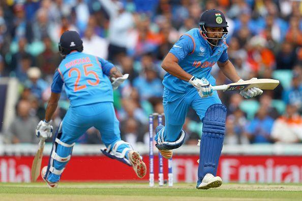 Rohit and Dhawan look set to reunite at the top of the innings