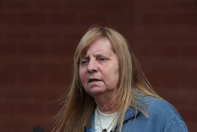 Hillsborough campaigner Margaret Aspinall cautiously welcomed the news on safe standing trials