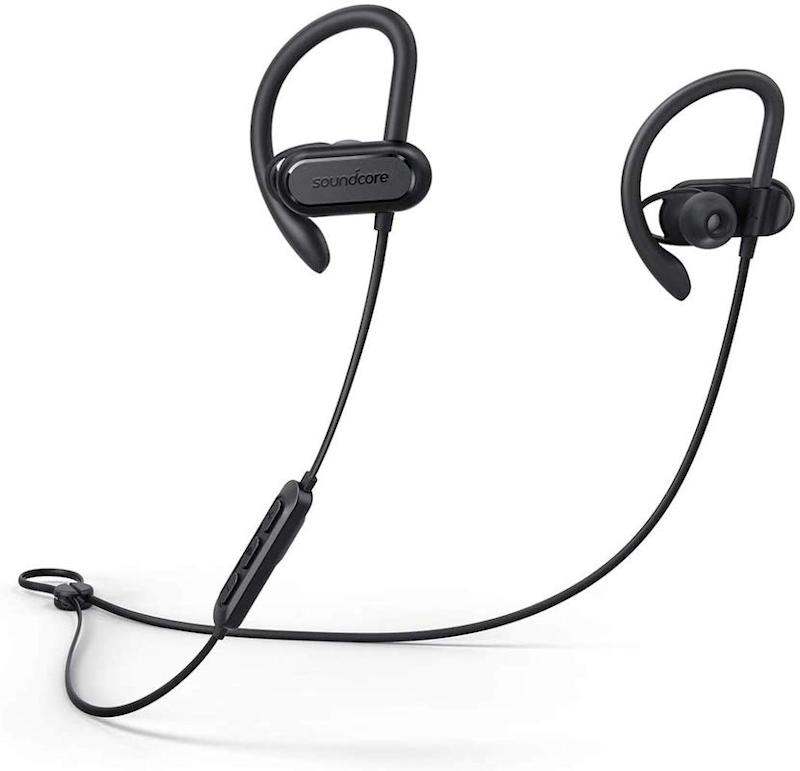 Rock out at home, at the gym, at the beach—these headphones are your go-to set. (Photo: Amazon)