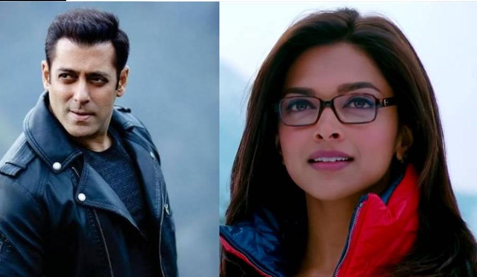 <em>Kick, Bajrangi Bhaijaan, Jai Ho, Rem Ratan Dhan Payo, </em>and <em>Sultan </em>- Deepika has turned down multiple movies opposite Salman Khan, for varied reasons. But Deepika was seen sharing screen with Salman in his reality show, on promotional appearances for her movies. We hope an ace director, preferably, Sanjay Leela Bhanshali, gets to frame these two together in one of his future aesthetic milestones.