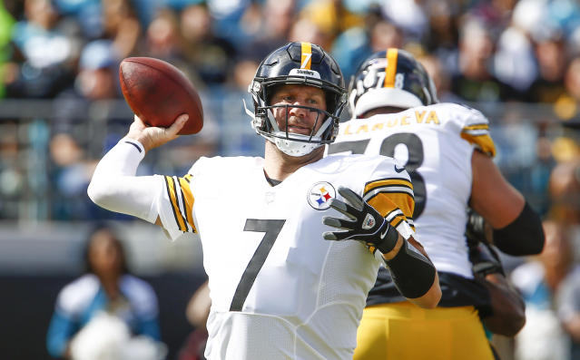 Ben Roethlisberger and the Steelers hope to snap a Colorado losing streak