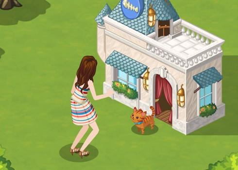 The Sims Social Pets interview
