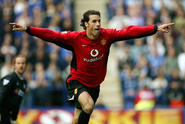 <p>The Manchester United forward grabbed 25 goals in 34 games as the Red Devils claimed their 15th title. </p>