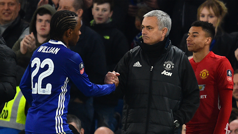 'I like Mourinho a lot' - Willian reveals failed talks with Manchester United