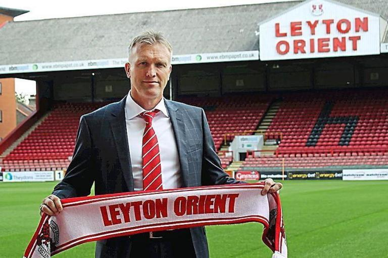 Leyton Orient boss Steve Davis targets Arsenal, Tottenham and Chelsea talent for National League
