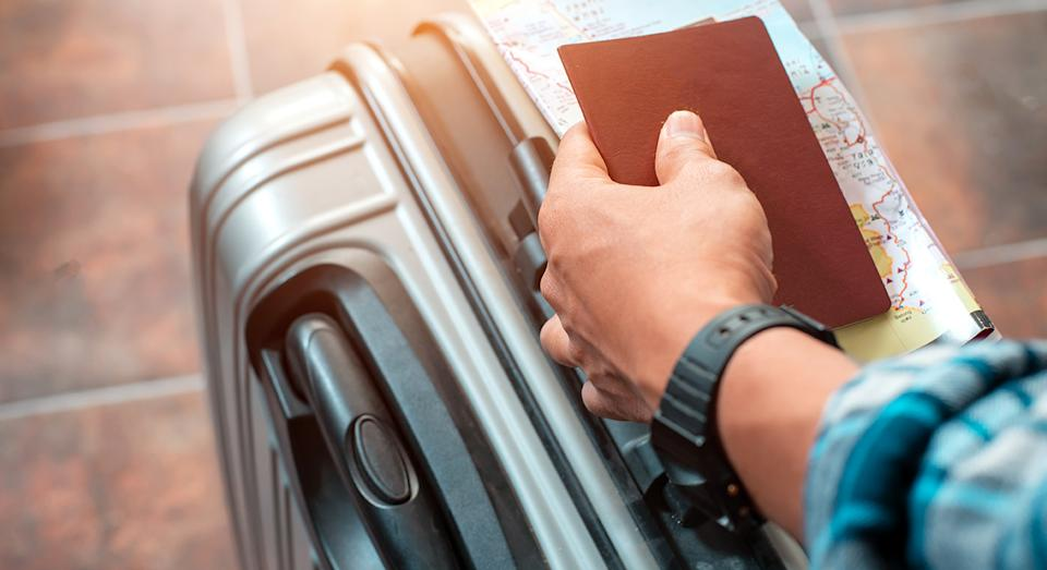 Planning a trip?  Luggage is a must.  (Getty Images)