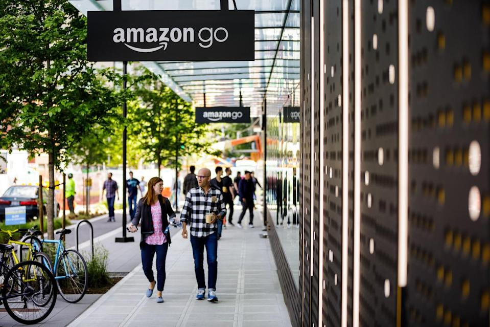 Why Is Everyone Talking About Amazon Stock?
