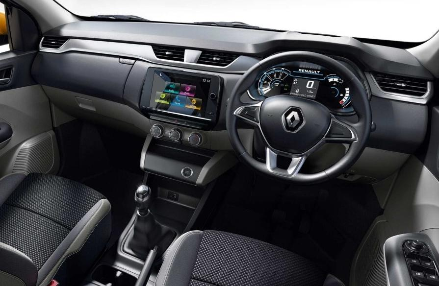 <strong>LIKE:</strong> The interiors are amongst the best yet from Renault and are better-looking than even the Duster. The quality is good and the design is neat.