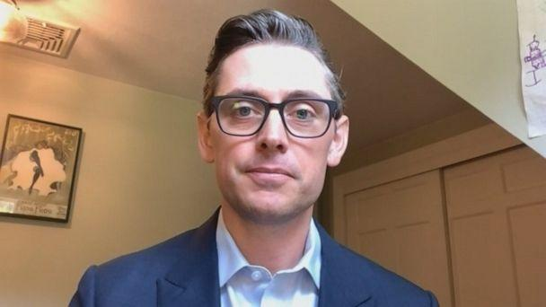 PHOTO: Volunteer attorney John Bennett of Connecticut has helped voters navigate a patchwork of state voting laws over the past 12 years. (ABC News)
