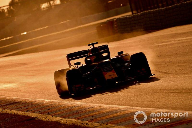 """Max Verstappen, Red Bull Racing RB15<span class=""""copyright"""">Jerry Andre / Motorsport Images</span>"""
