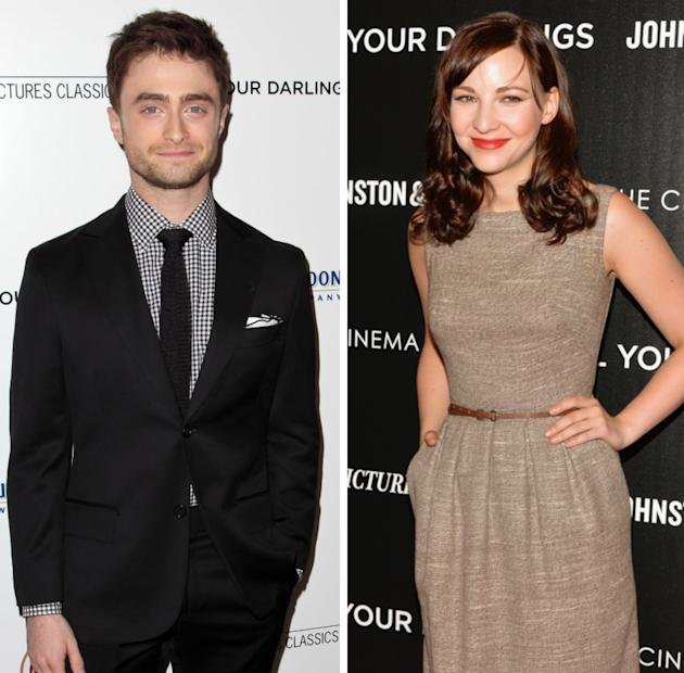 Radcliffe dating