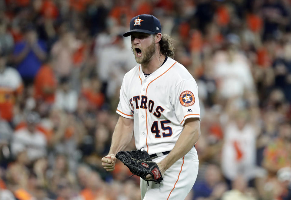 Astros star Gerrit Cole takes a hard stand against openers in MLB (AP)
