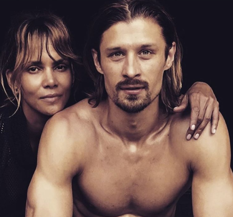 halle berry personal trainer peter lee thomas