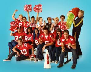 "We have a few ideas for the ""Glee"" cast (Chris Cuffaro, Miranda Penn Turin and Joe Viles/FOX)"