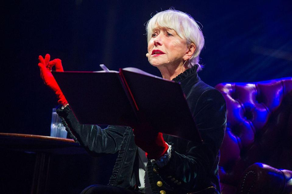 <p>Helen Mirren has a Best Actress Oscar for playing Queen Elizabeth in 2006's <em>The Queen</em>, and she's had experience doing the same on Broadway, too. But she's also known for playing Detective Jane Tennison in<em> Prime Suspect </em>(1991-2006). She's moving more into TV in HBO's<em> Catherine the Great </em>(2019) as the Russian Czarina.</p>