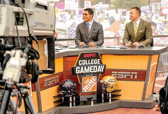 ESPN's College GameDay Set For Return To James Madison
