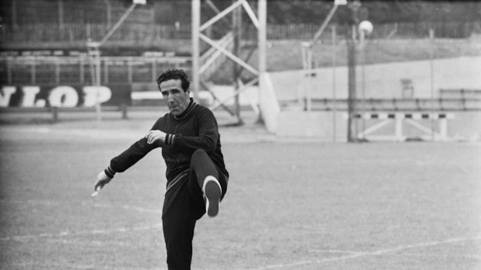 Inter Milan Manager Helenio Herrera | Norman Quicke/Getty Images