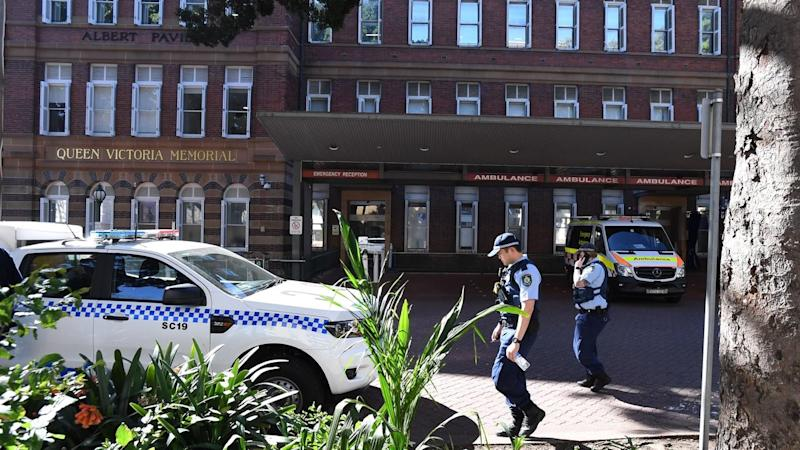 Mert Ney, accused of the Sydney stabbing attack, is out of hospital and is yet to be charged