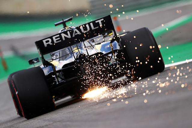Ricciardo has retired from four races and been disqualified once this season. (Credit: Getty Images)