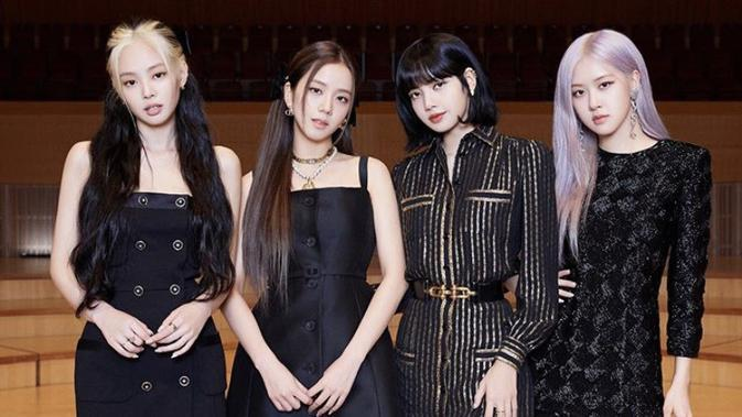 Blackpink/dok. Instagram @blackpinkofficial