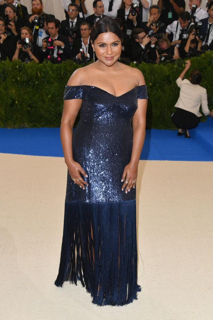 Mindy Kaling (Photo: Getty Images)