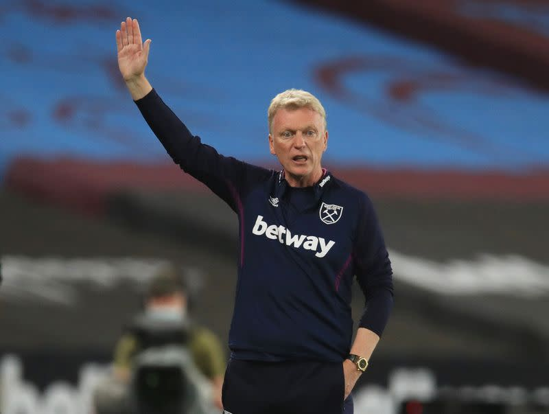 Solskjaer reaping rewards of time, patience at Manchester Utd, says Moyes