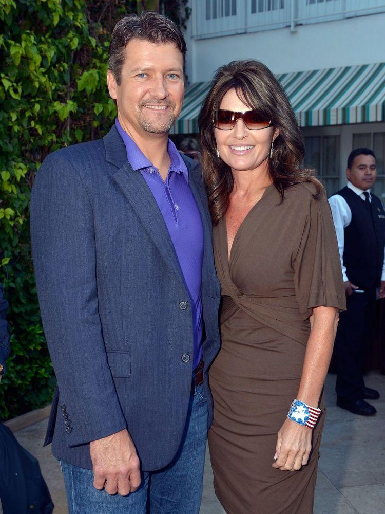 Todd Palin and Sarah Palin, 2012 | Lisa Rose/NBC/NBCU Photo Bank via Getty Images
