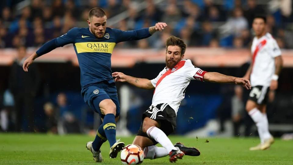 Ponzio contra Boca | Denis Doyle/Getty Images