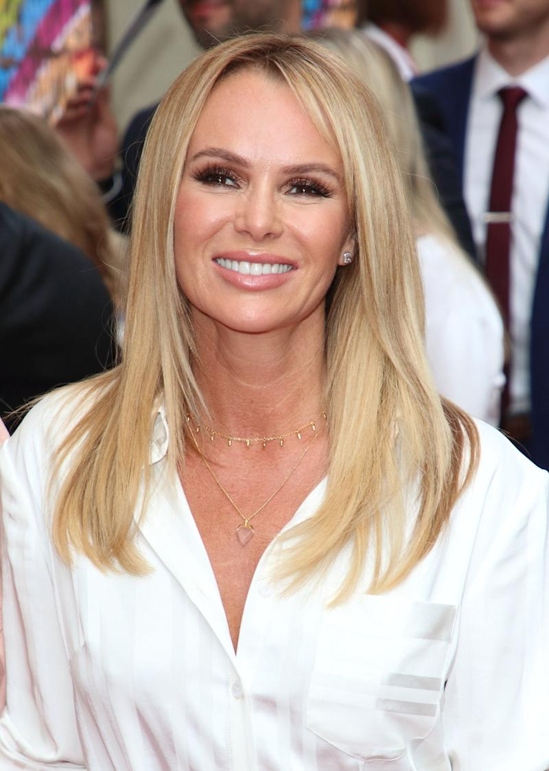 Amanda Holden (Photo: SOPA Images via Getty Images)
