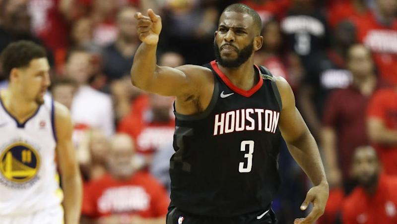 Rockets confident they will re-sign Chris Paul