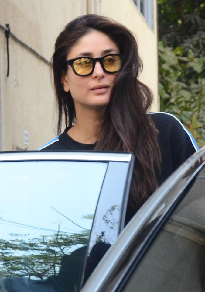 <p>The actress need not do anything to look fabulous. (PICS – YOGEN SHAH) </p>