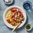 "<p>Cooking juicy tomatoes in the air fryer creates a hands-off, stellar sauce. Spoon it over dinner for added flavor!</p><p><em><a href=""https://www.goodhousekeeping.com/food-recipes/a34221194/mediterranean-chicken-bowls-recipe/"" rel=""nofollow noopener"" target=""_blank"" data-ylk=""slk:Get the recipe for Mediterranean Chicken Bowls »"" class=""link rapid-noclick-resp"">Get the recipe for Mediterranean Chicken Bowls »</a></em></p><p><strong>RELATED: </strong><a href=""https://www.goodhousekeeping.com/appliances/a28436830/what-is-an-air-fryer/"" rel=""nofollow noopener"" target=""_blank"" data-ylk=""slk:Everything You Need to Know About Air Fryers"" class=""link rapid-noclick-resp"">Everything You Need to Know About Air Fryers</a><br></p>"