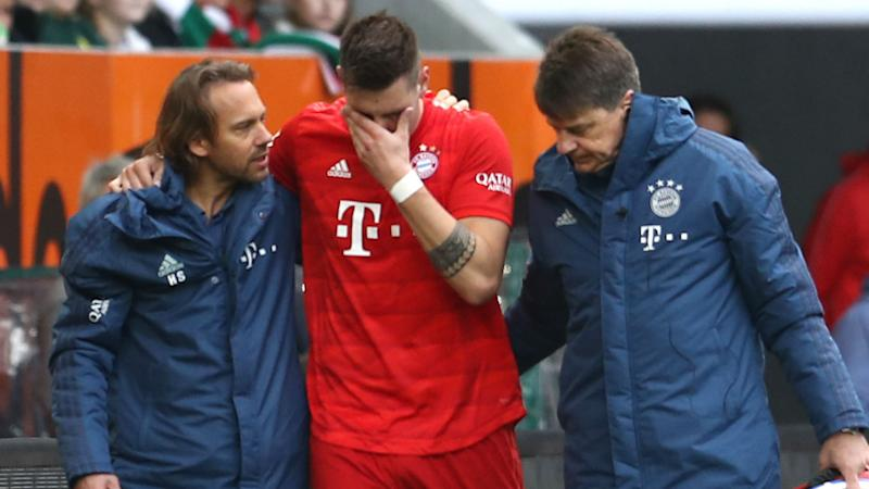 We have a very bad feeling - Kovac harbours serious concern over Sule injury