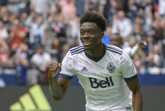 Whitecaps teen sensation Alphonso Davies is on his way to Bayern Munich. (Getty)