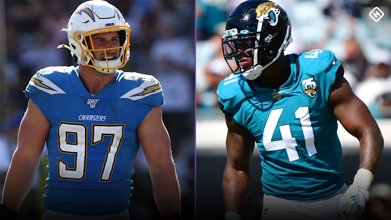 Fantasy Football Defense Sleepers: Chargers, Jaguars among underrated D/STs