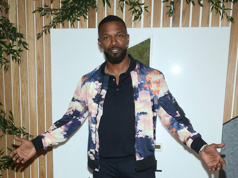 Jamie Foxx: 'I invited my mum over for Christmas 12 years ago and she never left'