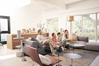 <p>Sony HT-A9 home theater system</p>