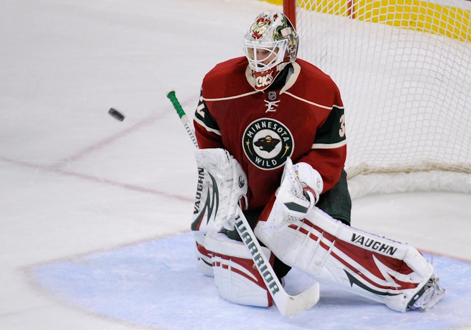 <b>Niklas Backstrom</b><br> Backstrom has spent all six years of his NHL career in Minnesota and is heading into the final year ofa $24 million deal he signed in 2009. Annual salary: $6M