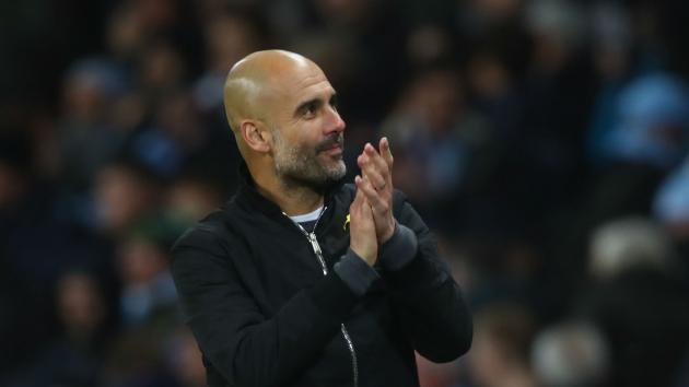 <p>Guardiola: Mutual trust at Man City is 'a dream'</p>