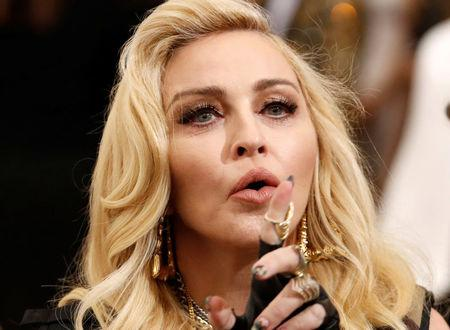 Madonna in a Twist Over Auction of Panties and Other Personal Items