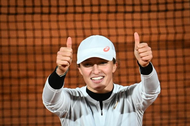Been there, haven't done that! Roland Garros semi-finals mirror topsy-turvy tournament