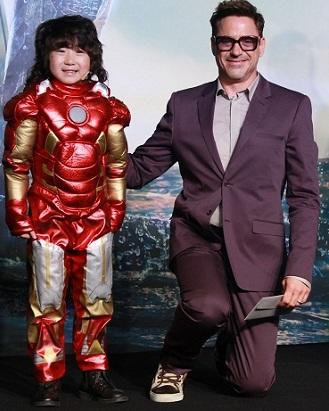 'Iron Man 3' Invades China With Extra Footage, Great Expectations and Fan BingBing