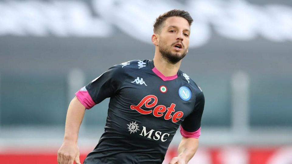 Dries Mertens | Jonathan Moscrop/Getty Images