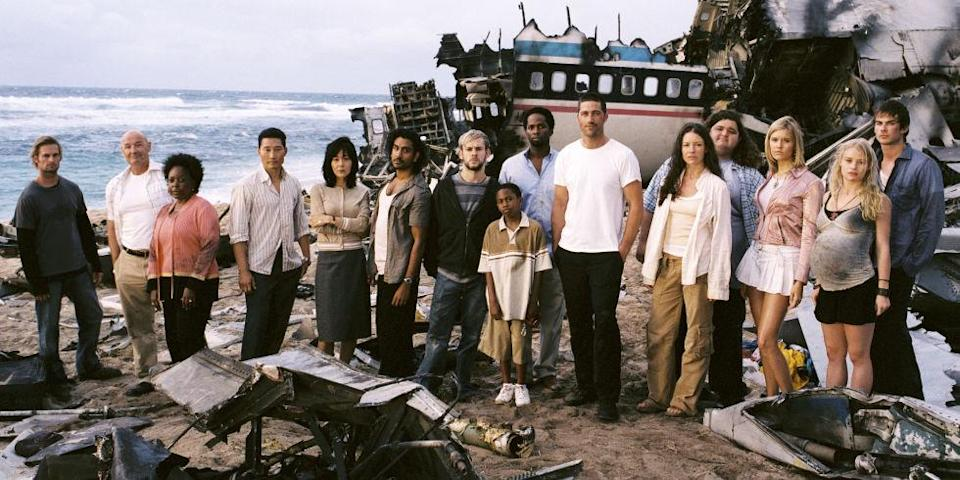 The cast of Lost (ABC)