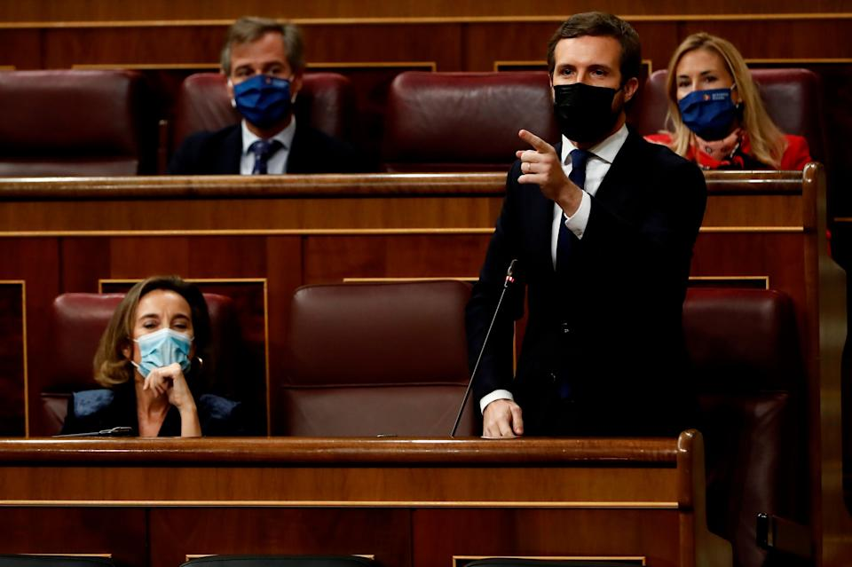 Pablo Casado  (Photo: EFE)